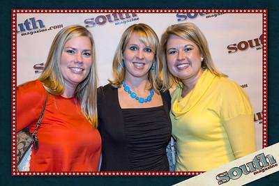 Johanna Parr, Haley Counihan, Crystal Boaen