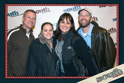 Corey & Andrea Reeves, Kamala & Kenneth Hughes