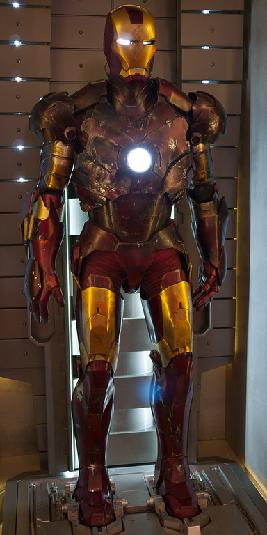 Iron Man suits at JavaOne 2010
