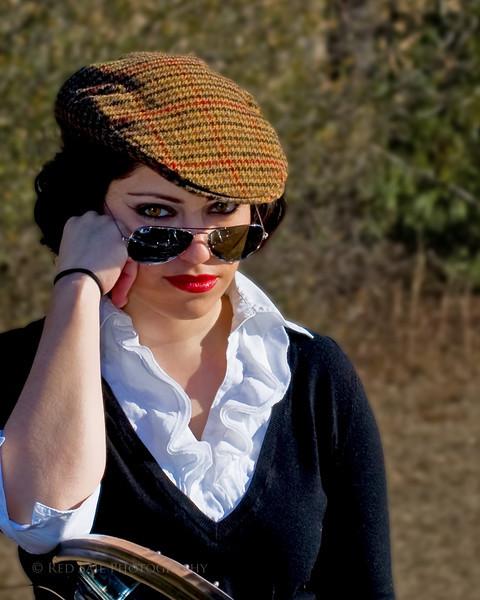 Fashion Model, Alexia Vizcarra-Coronel..
