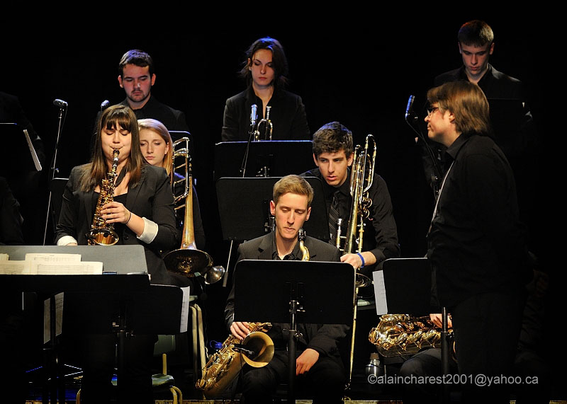 Big Band du CEGEP de St-Laurent