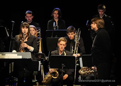 Big Band du CEGEP de St-Laurent