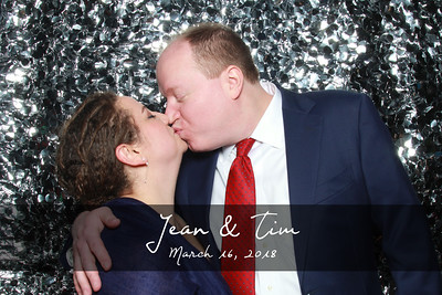Jean & Tim's Wedding - 3/16/18