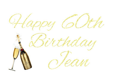Jean's 60th Birthday