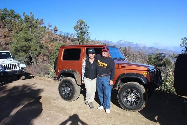 Jeep Trip  Nov 2016