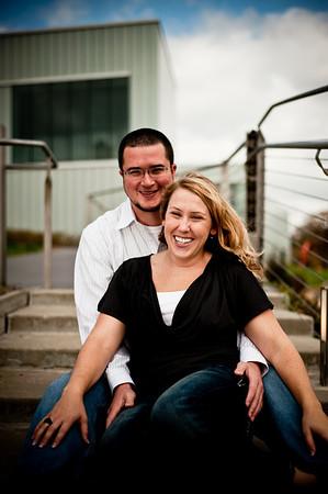 Jeff and Kaytee