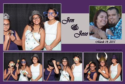Jen & Jose Wedding - 03.14.15