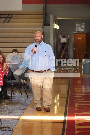 Jenkins High School Preseason Banquet
