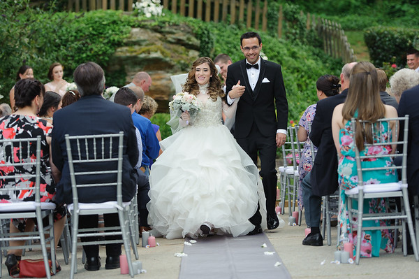 Jenna + Aaron Ceremony