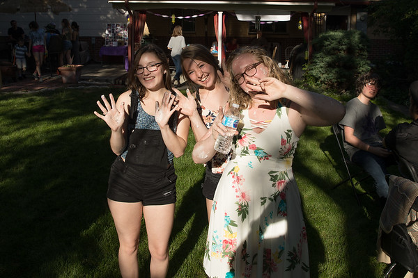 Jenna's Graduation Party