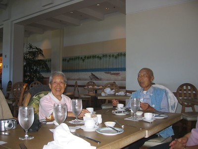 2005 (8/17) - Grandmom's 88 Birthday (Hawaii)