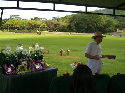 2011 (4/20-4/24) Grandma Annual Memorial Service