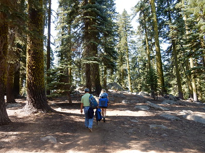 2016 (8/20-8/21) Mount Shasta Exploring