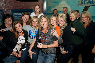 The 'Real' Ben-Gals at Jerzees for the Bengals game Saturday