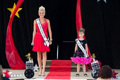 Jersey County Fair Pageant 2015