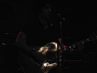 Jesse Malin Concert March 2007