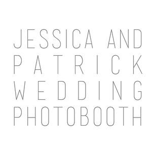 Jessica + Patrick's Wedding Photobooth