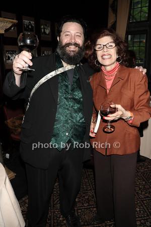 David Slone, Bobbi Horowitz photo by Rob Rich © 2011 robwayne1@aol.com 516-676-3939