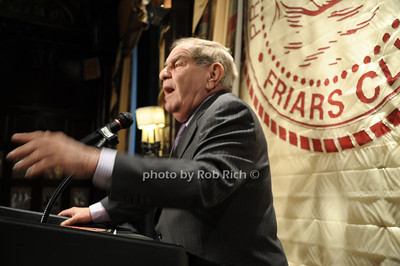 Freddie Roman photo by Rob Rich © 2011 robwayne1@aol.com 516-676-3939