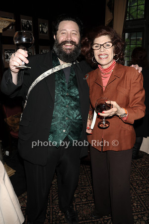 David Slone, Bobbi Horowitz photo by Rob Rich © 2011 robwayne1@aol.com 516-676-3939