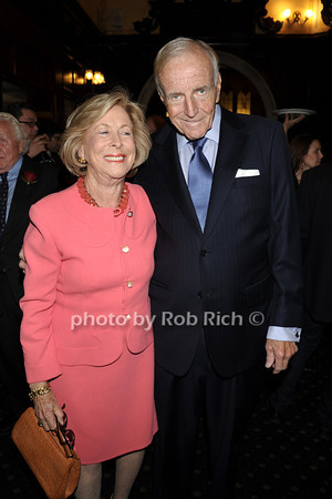 Marjorie Wilpon, Kenneth Wilpon photo by Rob Rich © 2011 robwayne1@aol.com 516-676-3939