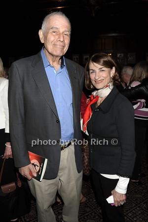 Mark Fleischer, Bernice Fleischer  photo by Rob Rich © 2011 robwayne1@aol.com 516-676-3939
