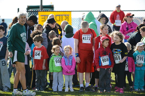 Register and Kids Race