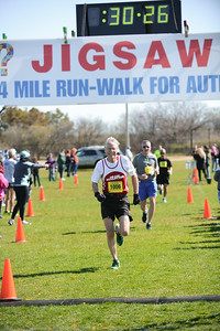 Jigsaw Race for Autism in East Islip 0557