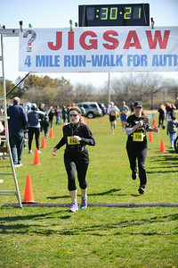 Jigsaw Race for Autism in East Islip 0553
