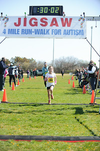 Jigsaw Race for Autism in East Islip 0541