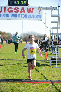 Jigsaw Race for Autism in East Islip 0543