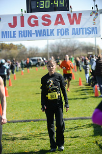 Jigsaw Race for Autism in East Islip 0575