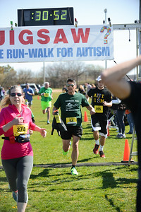 Jigsaw Race for Autism in East Islip 0580
