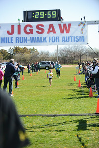 Jigsaw Race for Autism in East Islip 0539