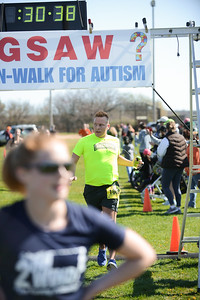 Jigsaw Race for Autism in East Islip 0568