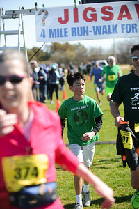 Jigsaw Race for Autism in East Islip 0581