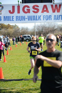 Jigsaw Race for Autism in East Islip 0564