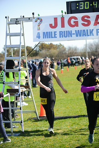 Jigsaw Race for Autism in East Islip 0572