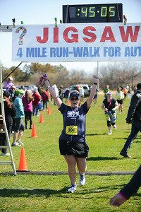 Jigsaw Race for Autism in East Islip 1247