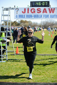 Jigsaw Race for Autism in East Islip 1293