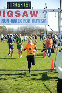Jigsaw Race for Autism in East Islip 1256
