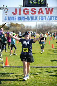 Jigsaw Race for Autism in East Islip 1248