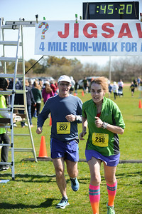 Jigsaw Race for Autism in East Islip 1260
