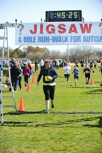 Jigsaw Race for Autism in East Islip 1261