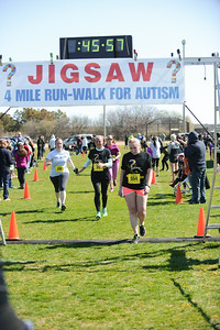 Jigsaw Race for Autism in East Islip 1284