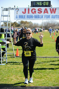 Jigsaw Race for Autism in East Islip 1294