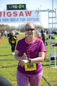 Jigsaw Race for Autism in East Islip 1289