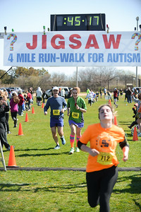 Jigsaw Race for Autism in East Islip 1257