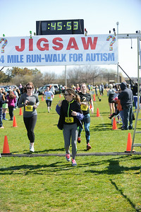 Jigsaw Race for Autism in East Islip 1281