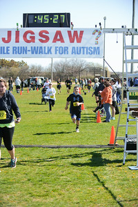 Jigsaw Race for Autism in East Islip 1262